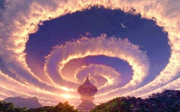10 Fenomena Di Langit Yang Luar Biasa Dan Misteri Iluminasi