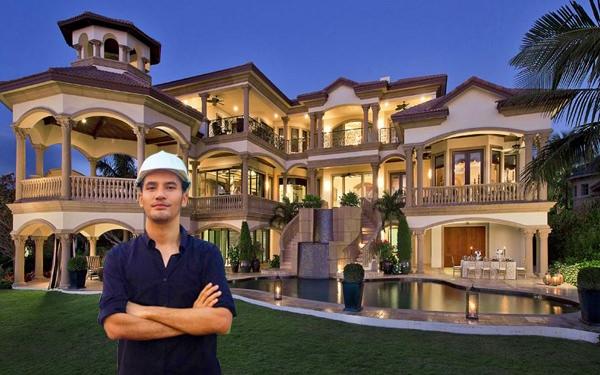 10 Rumah Milik Billionaire Paling Mewah Dan Mahal Di Dunia