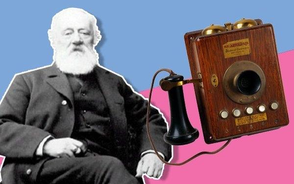 Kisah Tragis Pencipta Telefon Pertama Yang Sebenar Antonio Meucci Iluminasi