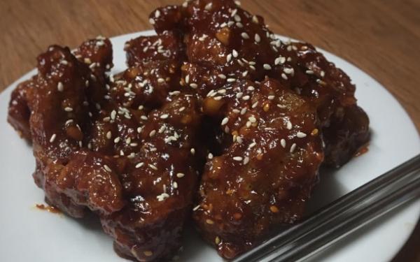 Resepi Ayam Goreng Ala Korea Yangnyeom Chicken Iluminasi