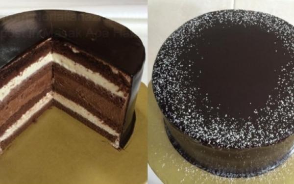 Resepi Kek Coklat Ala Kedai Kek Terkenal Iluminasi
