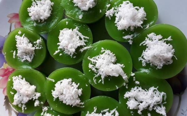 resepi kuih lompang pandan mudah  cepat iluminasi Resepi Biskut Ferrero Rocher Malaysia Enak dan Mudah