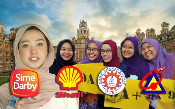 Senarai Biasiswa Penuh Pengajian Bagi Pelajar Lepasan Spm Stpm Iluminasi