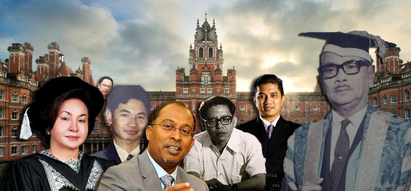 10 ahli politik malaysia yang berkelulusan ijazah dan sarjana universiti luar negara