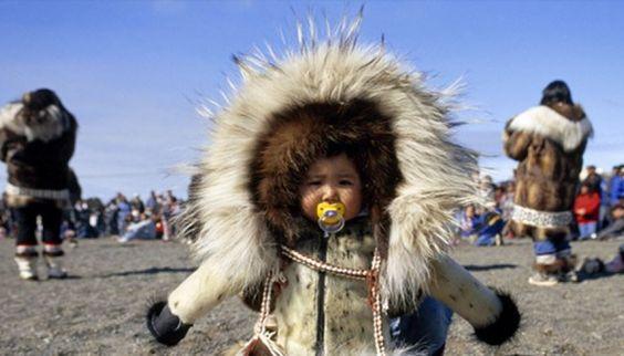 10 fakta menarik mengenai eskimo