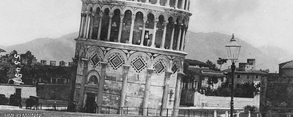 10 fakta mengenai pembinaan dan baik pulih menara condong pisa 1