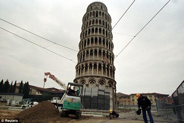 10 fakta mengenai pembinaan dan baik pulih menara condong pisa 2