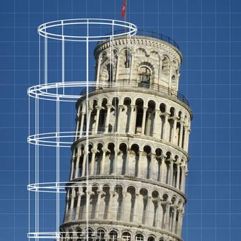 10 fakta mengenai pembinaan dan baik pulih menara condong pisa 8