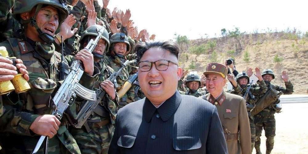 10 fakta menyeramkan mengenai pasukan tentera korea utara 0