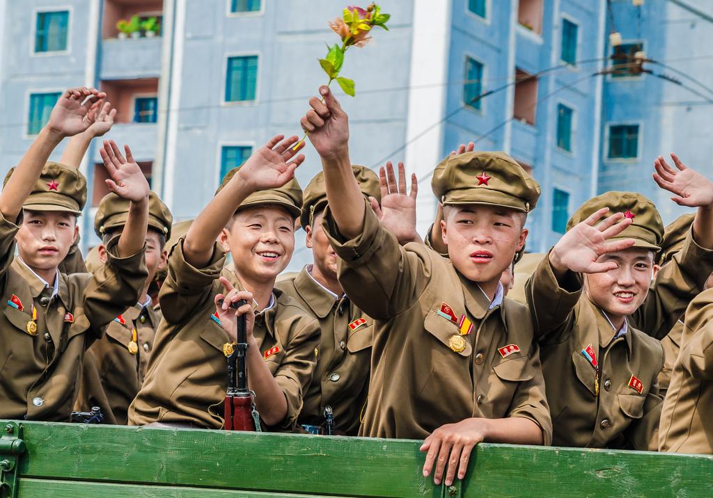 10 fakta menyeramkan mengenai pasukan tentera korea utara 10