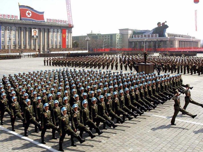 10 fakta menyeramkan mengenai pasukan tentera korea utara 5