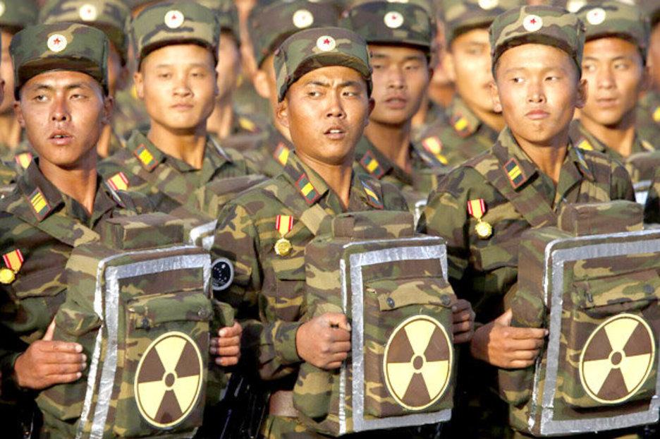 10 fakta menyeramkan mengenai pasukan tentera korea utara 9