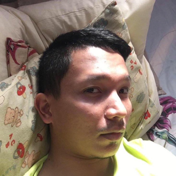 10 foto terkini ku yusry pelakon drama sutun sebagai lelaki lembut sudah menjadi lelaki sebenar 3