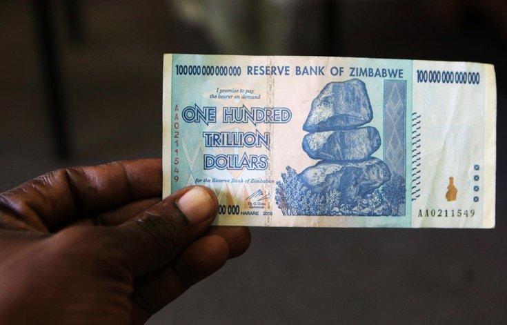 100 trilion dolar zimbabwe 476