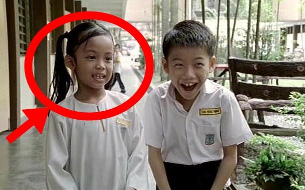 12 foto paling terkini ummi khazriena pelakon kanak kanak iklan kemerdekaan petronas 2007 1