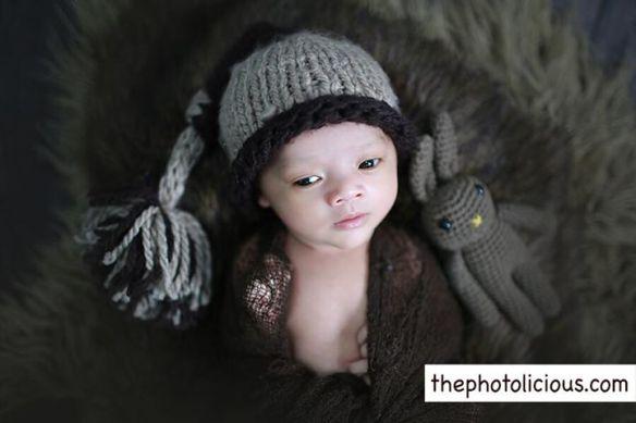 14 foto sesi fotografi anak comel aliff aziz dan bella astillah 3