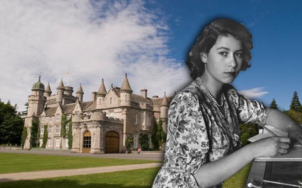 14 istana ratu elizabeth