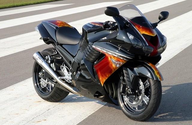 15 motorsikal terlaju di dunia 11