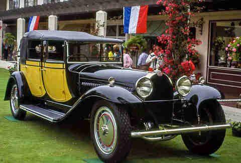 1931 bugatti royale berline