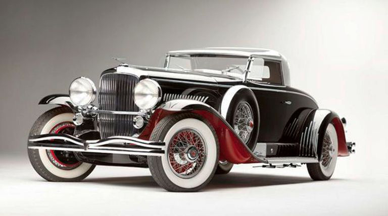 1931 duesenberg model j long wheelbase coupe 816