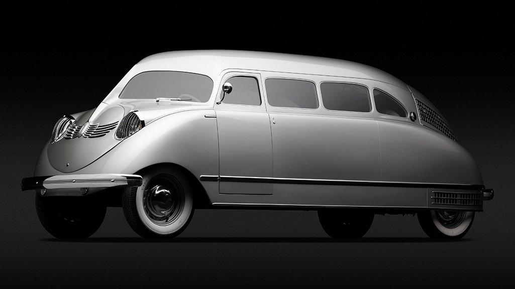 1936 stout scarab 203