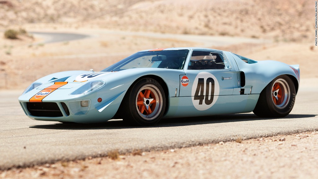 1968 ford gt40 gulf mirage coupe