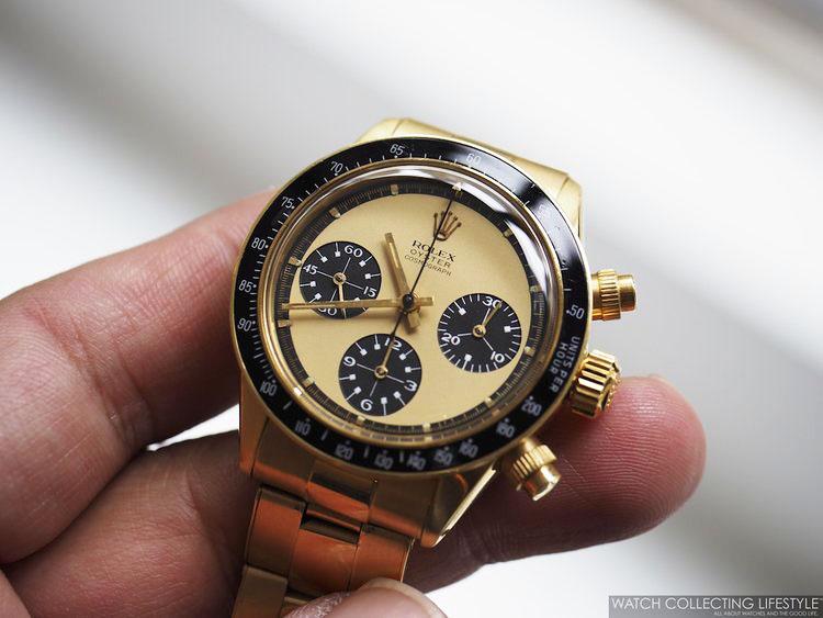 1969 paul newman daytona ref 6263 jam rolex paling mahal pernah dijual di dunia