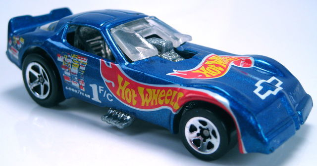 1995 collector number 271 funny car