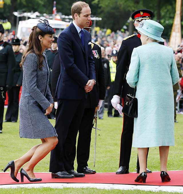 2 etika dan peraturan keluarga diraja british yang perlu dipatuhi