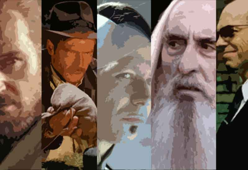 5 aktor paling banyak watak lejen