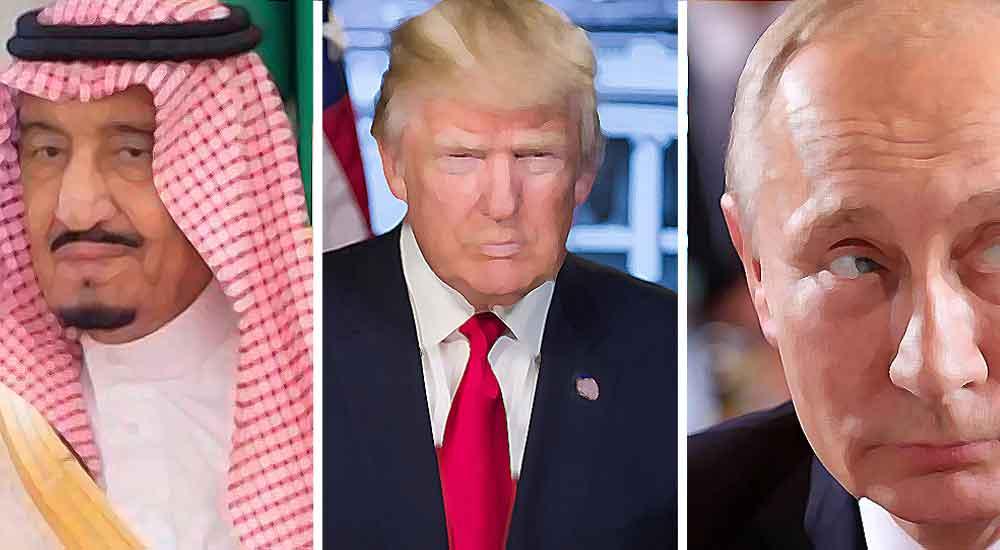 5 faktor mempengaruhi minyak dunia