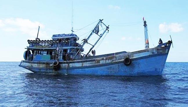 5 nelayan terselamat ketika diserang ditembak kumpulan bersenjata di kinabatangan