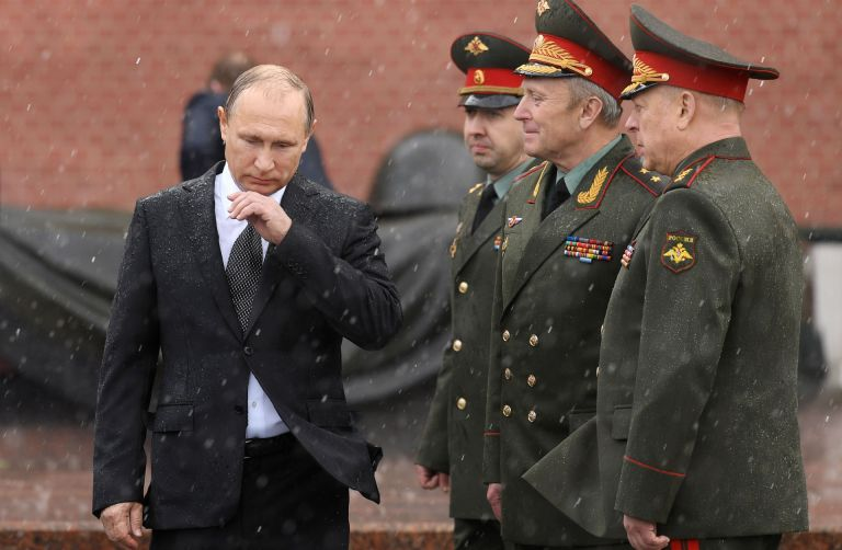 5 sebab kenapa rusia sangat ditakuti dunia luar