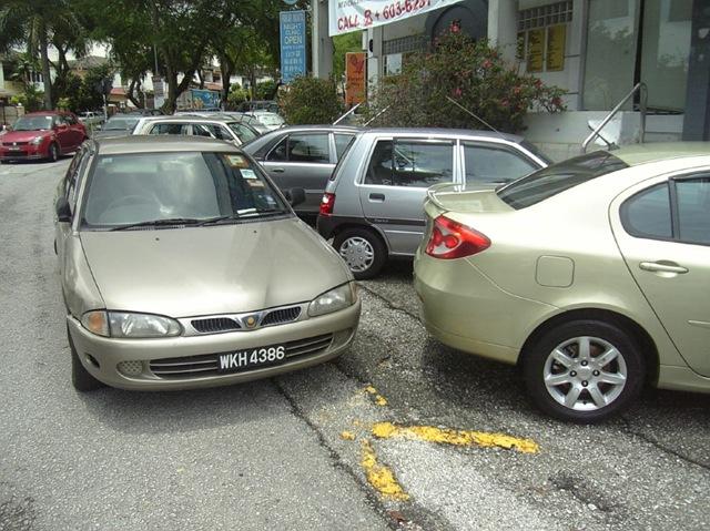 5 tabiat buruk pemandu malaysia paling selalu dilihat 4