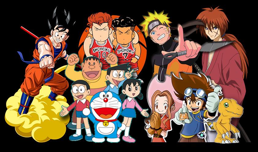 6 anime yang menjadi nostalgia bagi bayi kelahiran 1990an