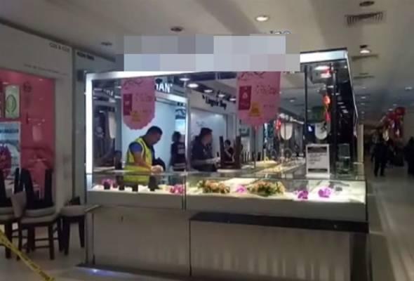 8 dulang barang kemas bernilai rm720 000 lesap di kota damansara