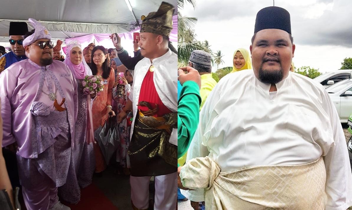 9 Foto Majlis Pernikahan Dan Persandingan Abam Bocey