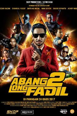 abang long fadil 2 kutipan tertinggi malaysia