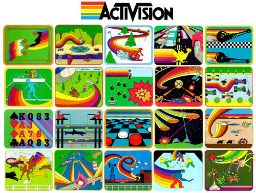 activision penerbit game third party