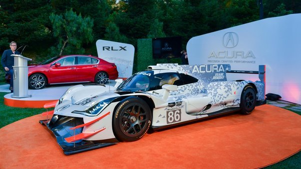 acura arx 05 race car
