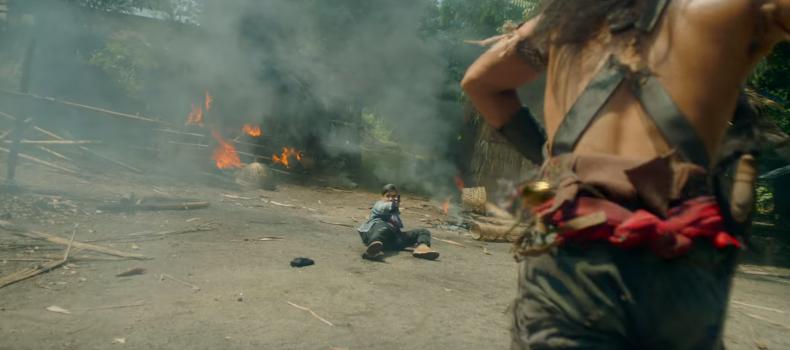 adegan dalam filem tombiruo