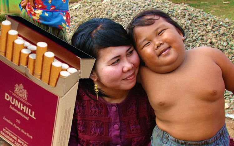 adli rizal budak merokok indonesia