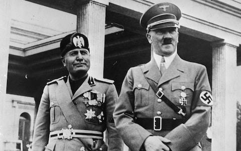 adolf hitler diktator falsafah machiavelli