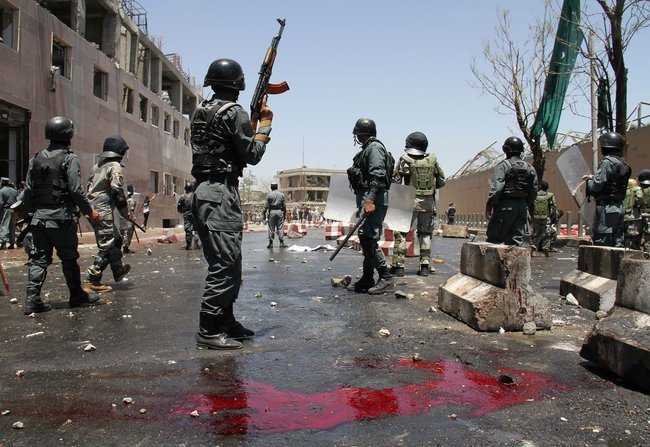 afghanistan negara paling berbahaya di dunia