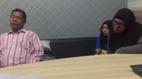 afifah nasir tayang 7 video bukti penafian pengarah drama 2