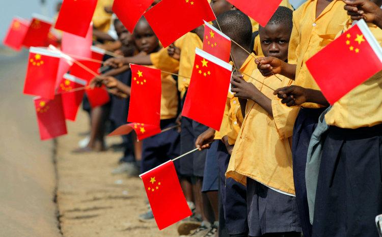 afrika akan menjadi kuasa yang lebih besar dan kuat 8 perubahan dunia jika china menjadi kuasa terbesar