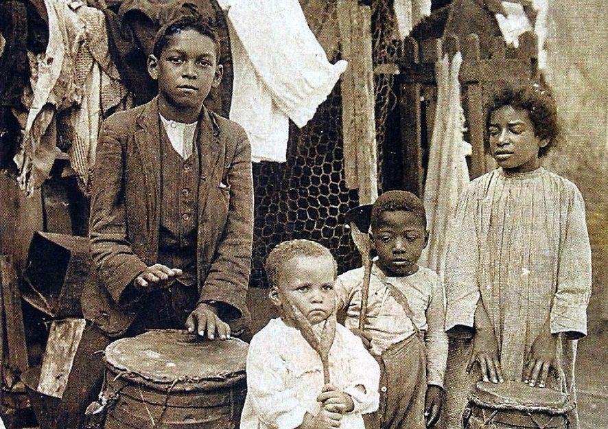 afro argentinos mangsa penindasan dan pembersihan etnik