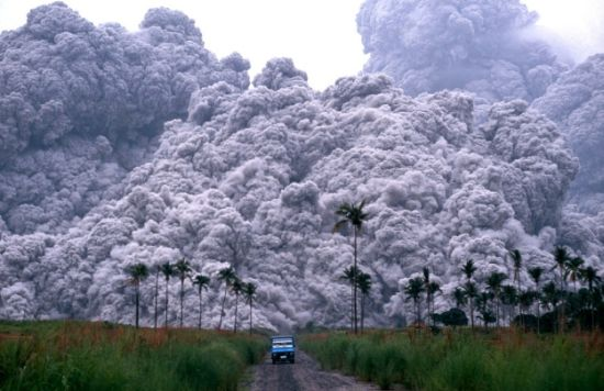 aftermath volcanic