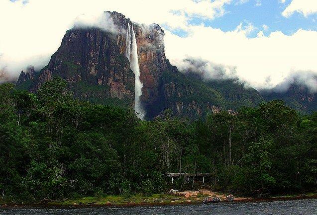 air terjun tugela kedua tertinggi di dunia