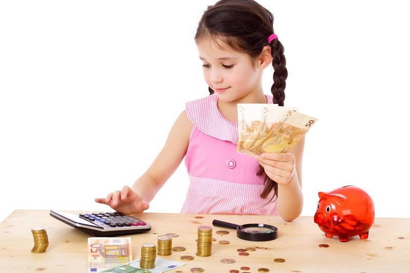 ajar anak menabung dari kecil